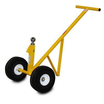 500 lbs. Capacity All-Terrain Trailer and Equipment Mover