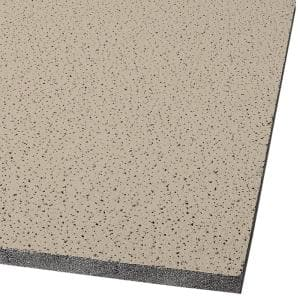 Fine Fissured Adobe 2 ft. x 2 ft. Lay-In Ceiling Tile (64 sq. ft / case)