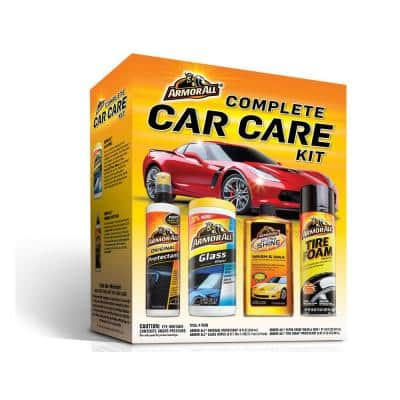 Complete Car Care Kit