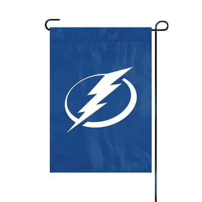 1 ft. x 1.5 ft. Tampa Bay Lightning Premium Garden Flag