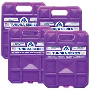 Tundra Series 5 lb. Freezer Pack 4-Pack