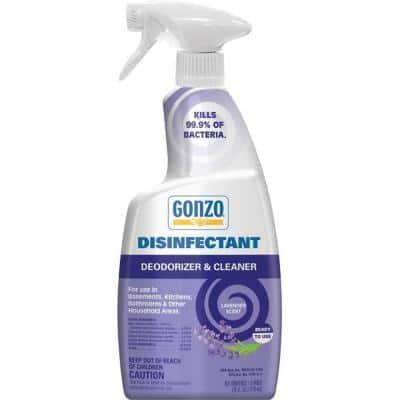24 oz. Disinfectant Cleaner Lavender
