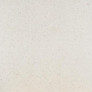 Raleigh Ivory Square 16 in. x 16 in. Polished Cement Terrazzo Floor and Wall Tile (3.55 sq. ft./Case)
