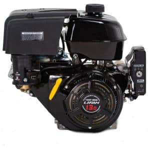 1 in. 13 HP 389cc OHV Electric Start Horizontal Keyway Shaft Gas Engine