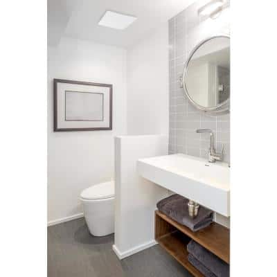 50 CFM Easy Installation Bathroom Exhaust Fan
