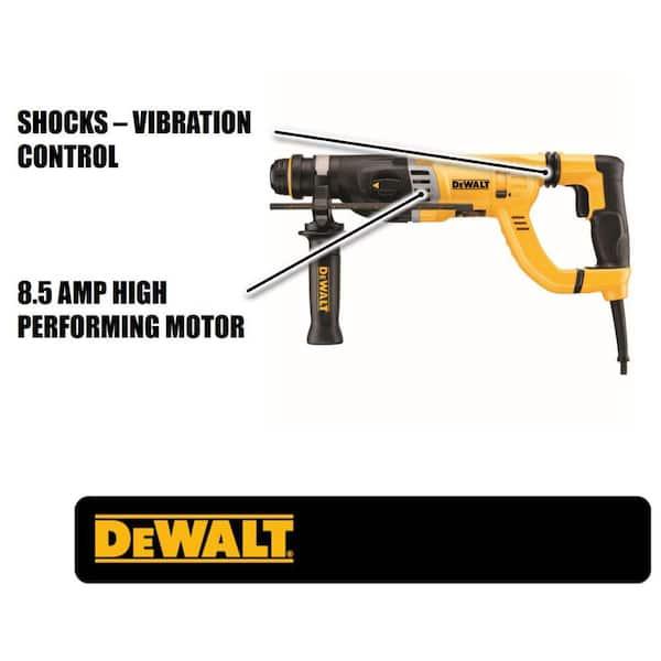 D25263K for sale online DEWALT D-Handle SDS Hammer Kit