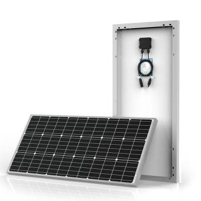 500-Watt Monocrystalline OffGrid Solar Power Kit with 5 x 100-Watt Solar Panel, 40 Amp MPPT Charge Controller