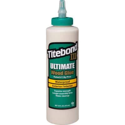 16 oz. Titebond III Ultimate Wood Glue (12-Pack)