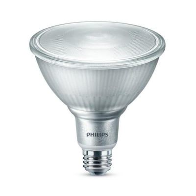 250-Watt Equivalent PAR38 Dimmable High Lumen LED Flood Light Bulb Bright White (5000K)