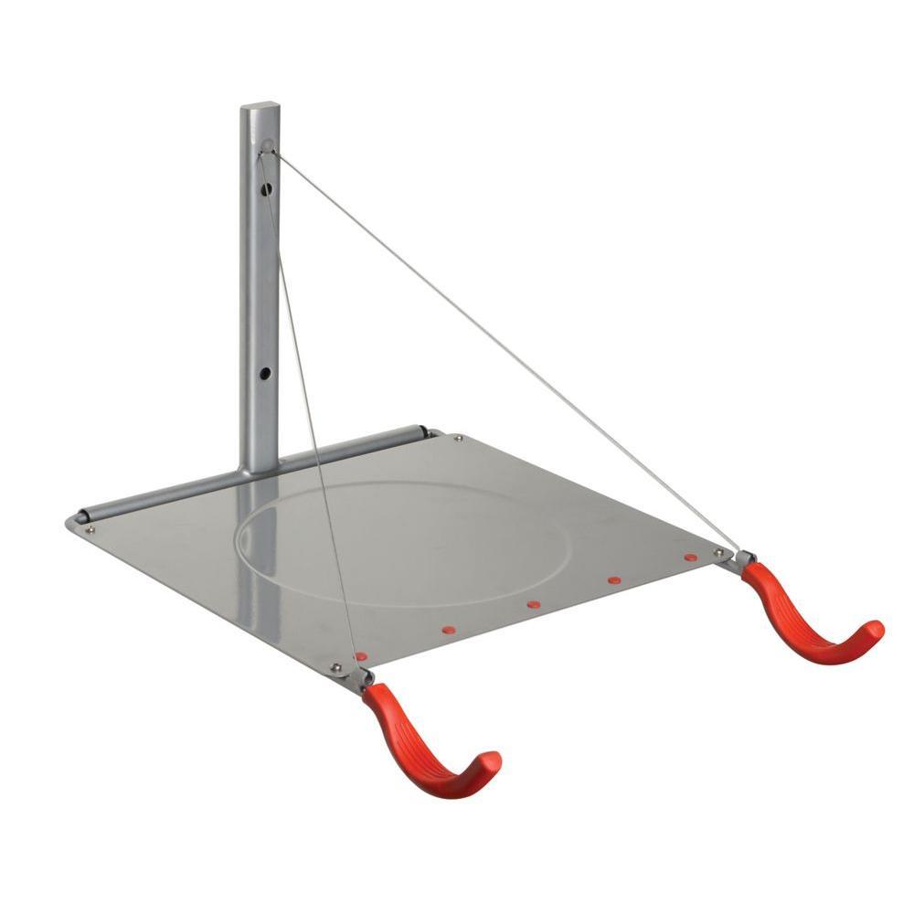 Monet Single Bike 50 lb. Capacity Folding Rack