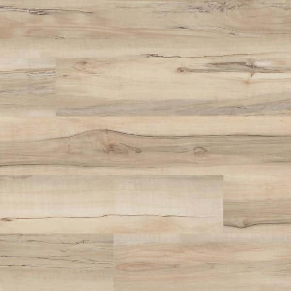 Lyndon Oak Glue Down Luxury Vinyl Plank, Glue For Laminate Flooring Home Depot