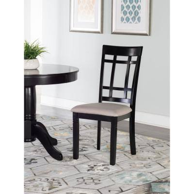 Gurley Black Side Chair