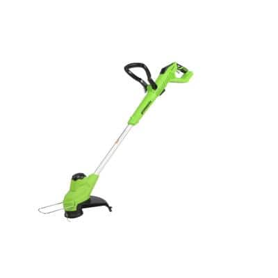 12 in. 24-Volt Battery Cordless TORQDRIVE String Trimmer (Tool-Only)