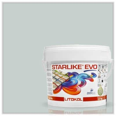Glamour Collection 400 Verde Salvia Starlike EVO Epoxy Grout