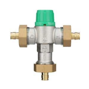 1/2 in. Thermostatic Mixing Valve