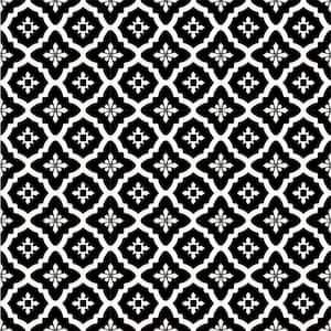BaseCore Dark Venetian 12 in. x 12 in. 2mm Vinyl Peel & Stick Floor Tile (36 Tiles/36 sq.ft. per case)