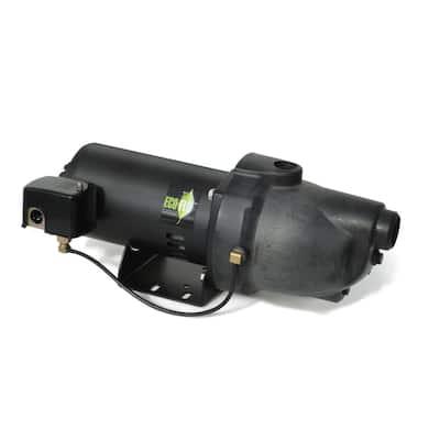 1 HP Plastic Shallow Well Jet Pump