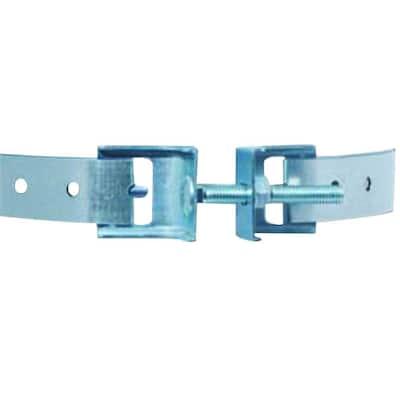 80 Gal. Galvanized Steel Water Heater Restraining Strap