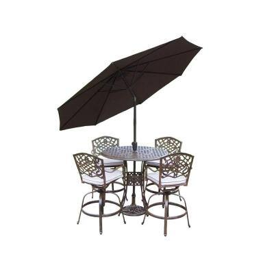 Elite Patio Dining Furniture Patio Furniture The Home Depot