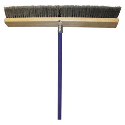 Gray All-Purpose Metal Sweeper