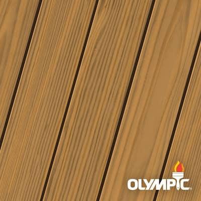 Maximum 1 gal. Cedar Natural Tone Semi-Transparent Exterior Stain and Sealant in One Low VOC