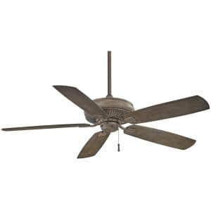 Sunseeker 60 in. Indoor/Outdoor Driftwood Ceiling Fan