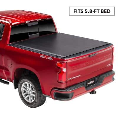 Lo Pro Tonneau Cover - 19 (New Body Style) Chevy Silverado/GMC Sierra 5 ft. 9 in. Bed