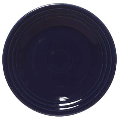 Cobalt Blue Luncheon Plate