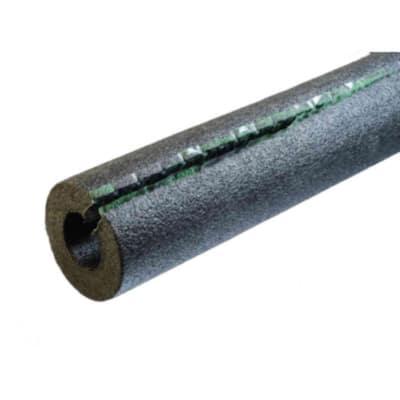 Self Seal 2 in. IPS x 1 in. Polyethylene Foam Pipe Insulation - 42 Lineal Feet/Carton
