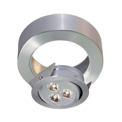 Tiro 3 Surface Brushed Aluminum Mount Collar