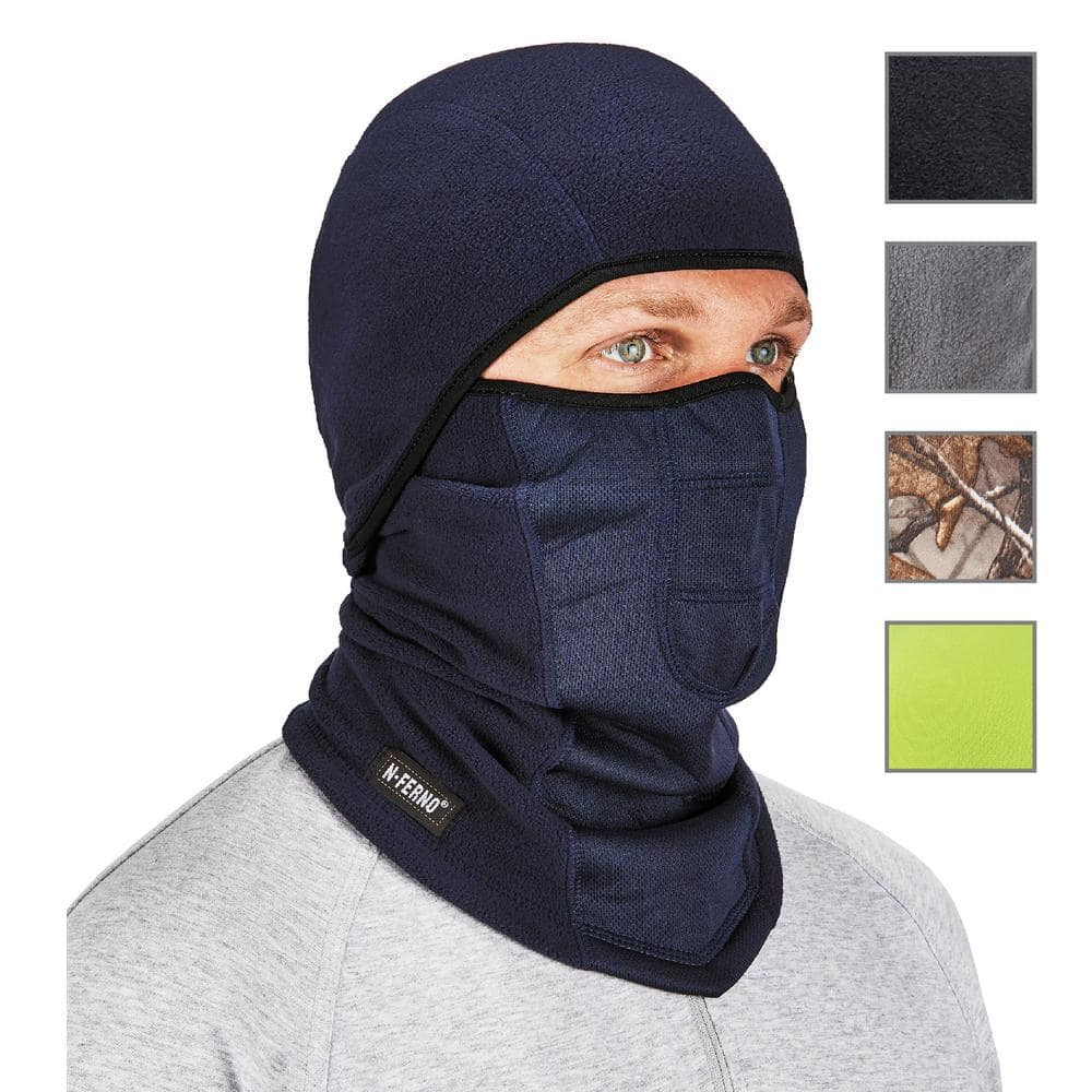 N-Ferno 6823 Thermal Ski Mask Full Face Cover Winter Fleece Baclava Windproof