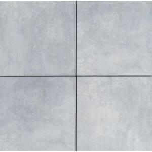 Beton Gray 24 in. x 24 in. Square Matte Porcelain Paver Floor Tile (14 Pieces/56 sq. ft./Pallet)