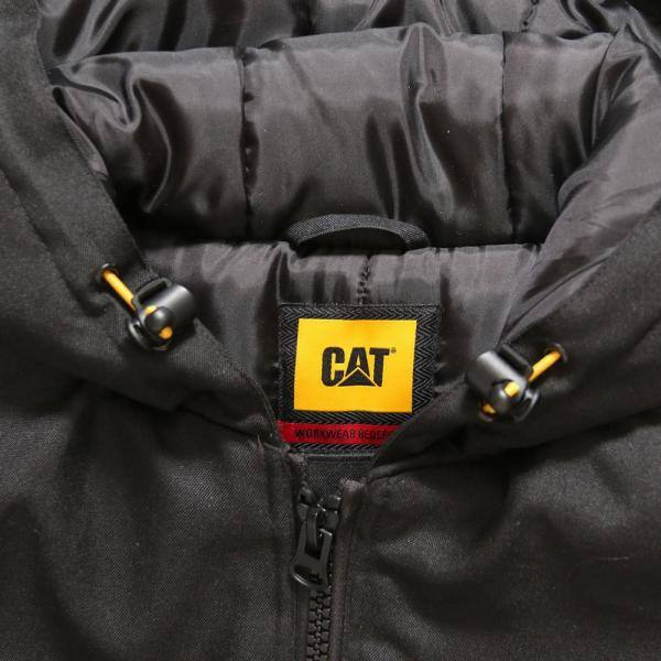 CAT Caterpillar Summit 3-In-1 Jacket Waterproof Full Zip Windproof Men Workwear