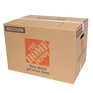 Medium Moving Box (22 in. L x 16 in. W x 15 in. D)