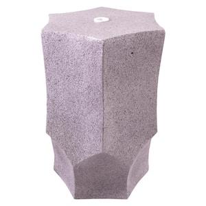 59.5 lbs. Patio Umbrella Base in Abstract Gray