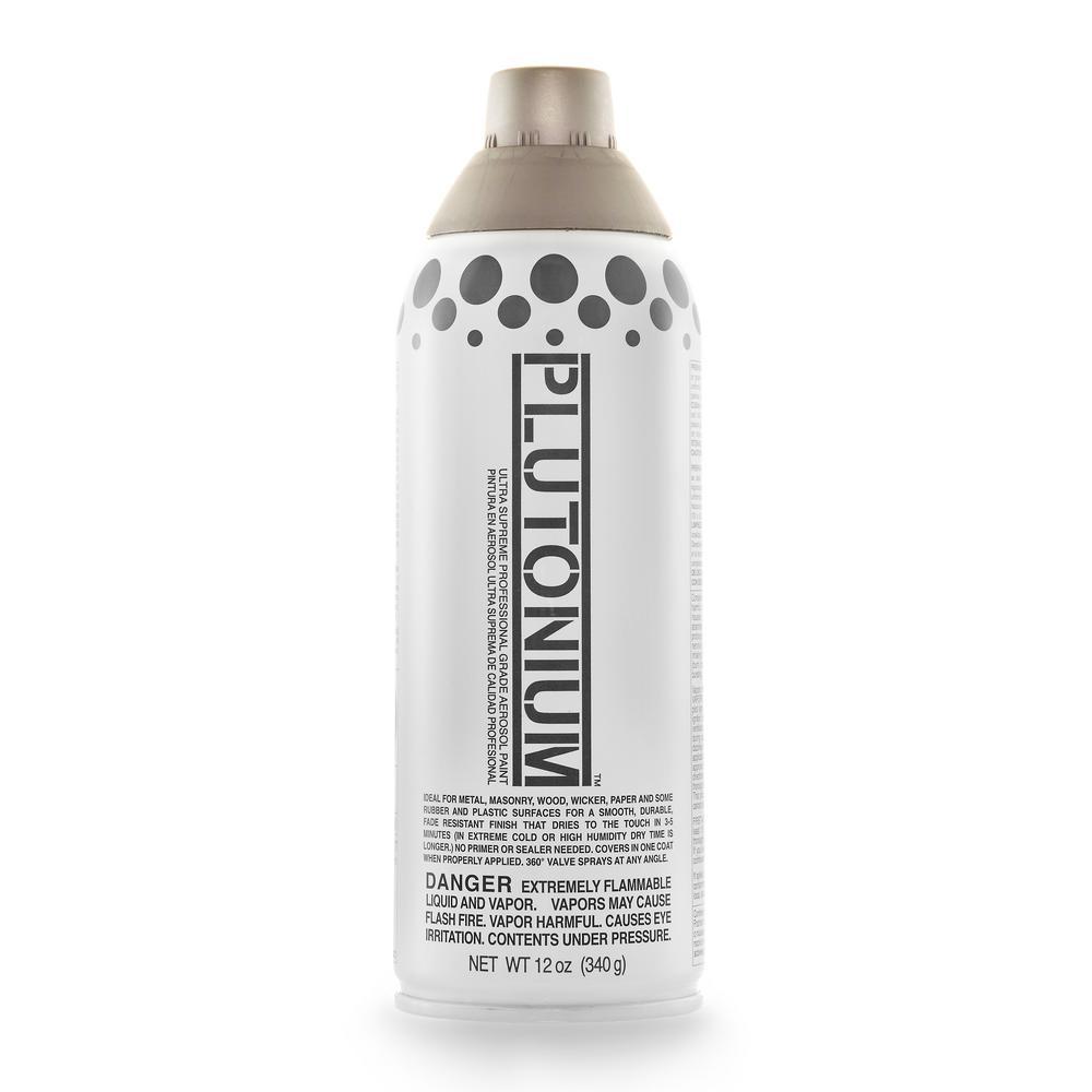 12 oz. 2nd Place Metallic Spray Paint