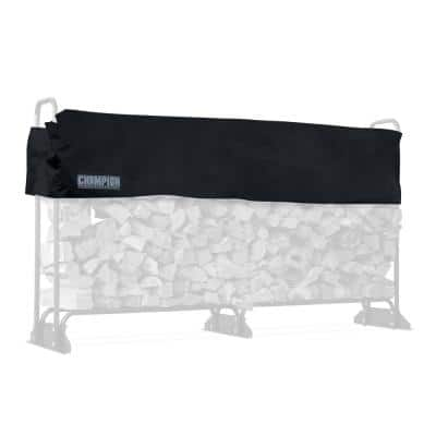 96 in. Firewood Rack Cover