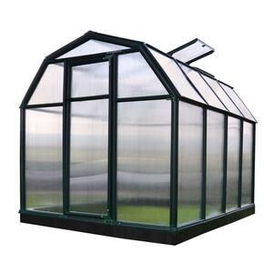 Eco-Grow Twin Wall 6 ft. x 8 ft. Greenhouse