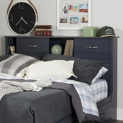 Ulysses Blueberry Full Headboard