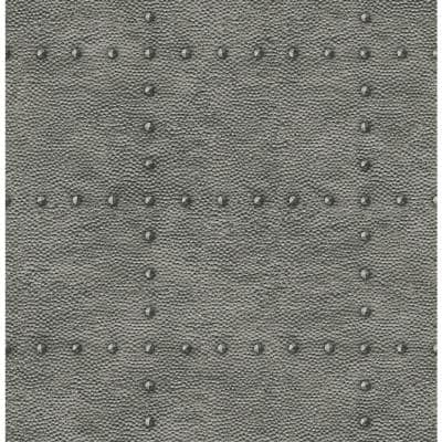 Otto Pewter Hammered Metal Paper Strippable Roll (Covers 56.4 sq. ft.)