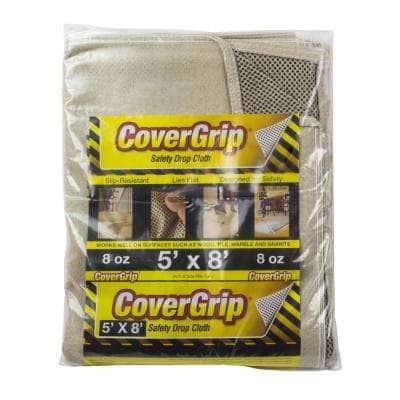 5 ft. x 8 ft. Safety Drop Cloth