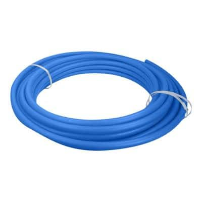3/4 in. x 100 ft. Blue Polyethylene Tubing PEX A Non-Barrier Pipe and Tubing for Potable Water
