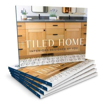 The Tiled Home: DIY Inspiration for Remodeling Your Kitchen, Bathroom and More with Today's Trending and Classic Tiles