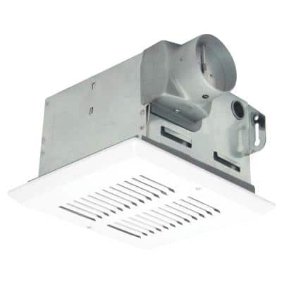 Advantage Fire Rated 50 CFM Ceiling Bathroom Exhaust Fan