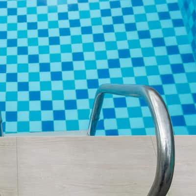13 in. x 24 in. Caldera Grigia Matt Porcelain Pool Coping (26 Pieces/56.33 sq. ft./Pallet)