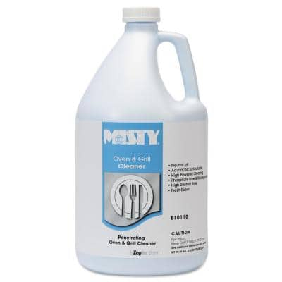 1 Gal. Bottle Heavy-Duty Oven and Grill Cleaner (4/Carton)