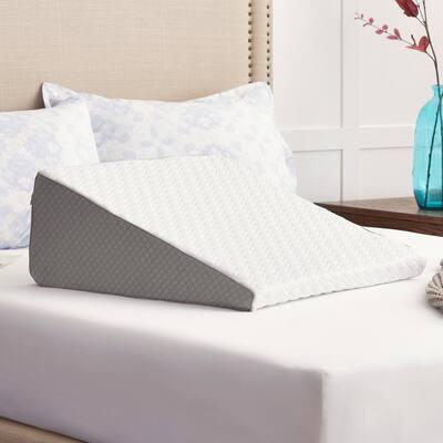 SealyChill Gel Firm Memory Foam Standard Wedge Pillow