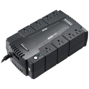 8-Outlet Standby UPS System