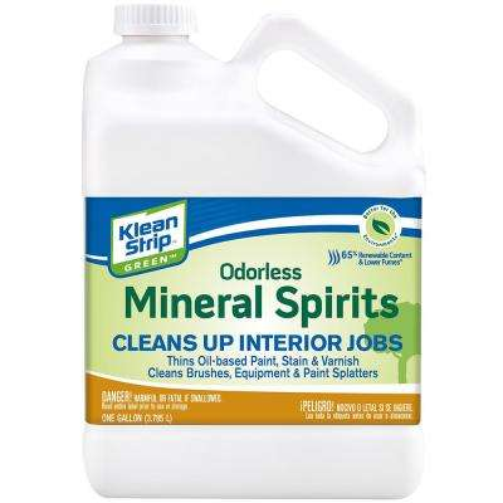 1 Gal. Green Odorless Mineral Spirits