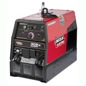 300 Amp Ranger 305 G Gas Engine Driven Multi-Process DC Welder, 10.5 kW Peak Generator (Kohler)